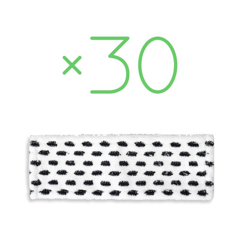 Spot Panni rigenerabili per sporco difficile e ostinato 30 pezzi